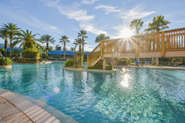palms of destin pool