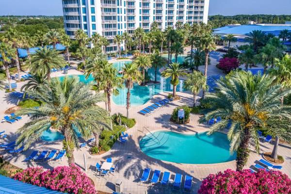 Palms of Destin Resort