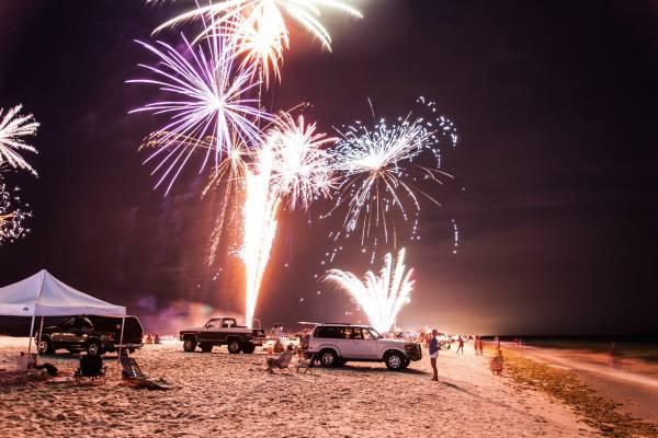 destin harbor fireworks
