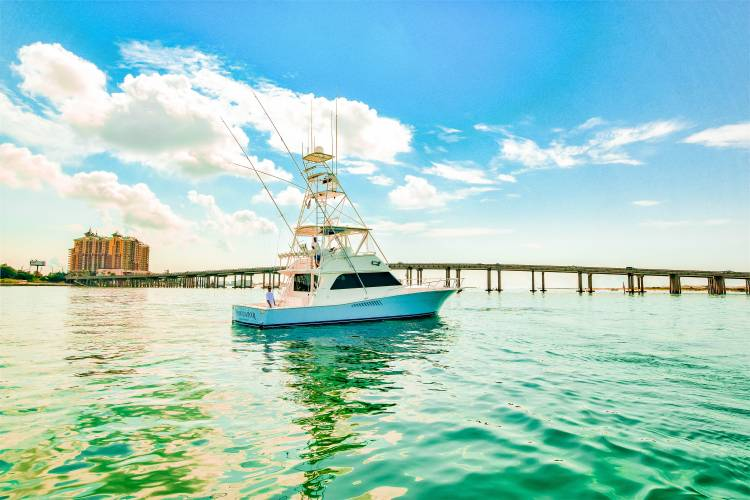 A Day Aboard Navigator Blog Post Compass Resorts The Palms of Destin Resort & Conference Center
