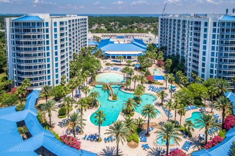 Compass Resorts The Palms of Destin Different Palms Blog Post