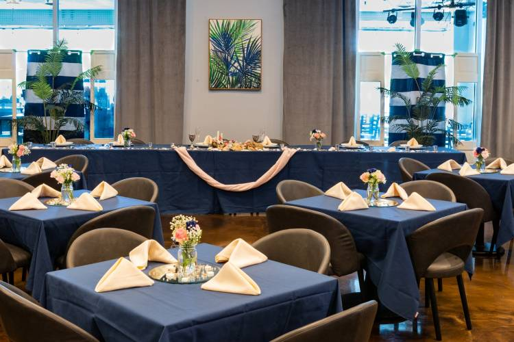 The Palms of Destin Resort and Conference Center- Wedding Reception