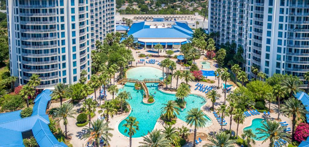 Compass Resorts The Palms of Destin Different Palms Blog Post