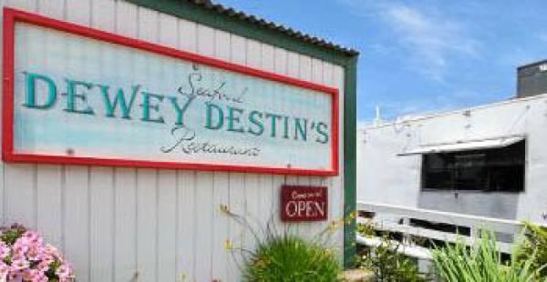 Compass Resorts The Palms of Destin Resort & Conference Center Dewey Destin's