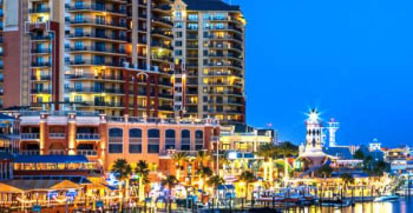 Compass Resorts The Palms of Destin Resort & Conference Center HarborWalk Village