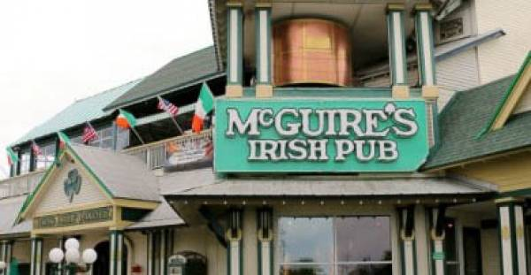 Compass Resorts The Palms of Destin Resort & Conference Center McGuire's Irish Pub