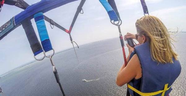 Compass Resorts The Palms of Destin Resort & Conference Center Dockside Watersports Parasailing