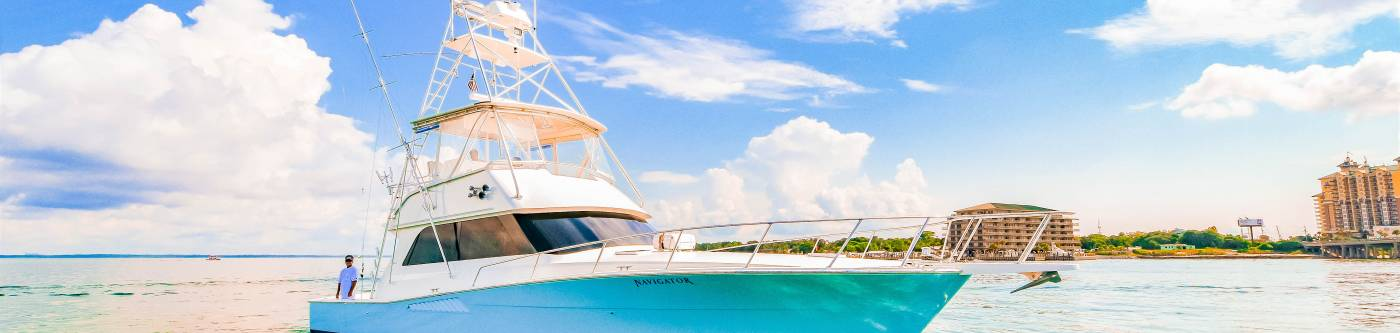 Compass Resorts The Palms of Destin Resort & Conference Center Fun on the Water Navigator